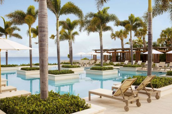 Aleta at Viceroy Anguilla: Aleta Pool Deck