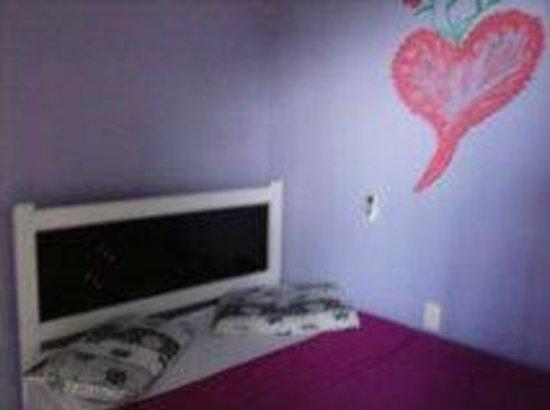 Morro Hostel: Suíte para casal no 2º piso