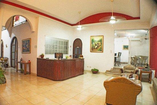 Hotel Executive Managua: Lobby