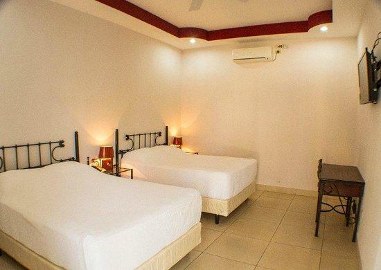 Hotel Executive Managua: Hab Dobles