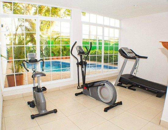 Hotel Executive Managua: Gym