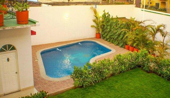 Hotel Executive Managua: Piscina