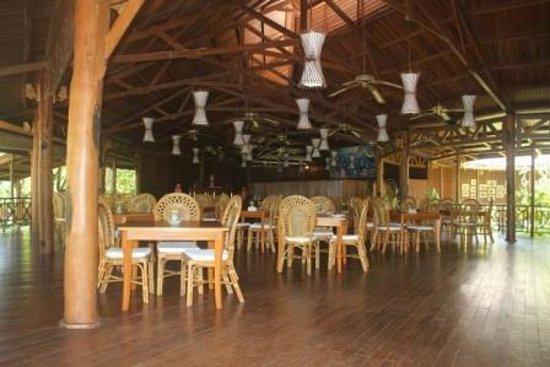 Gangga Island Resort & Spa: restaurant