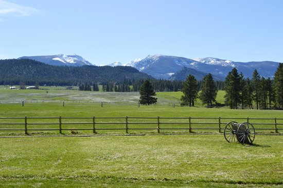 Bitterroot River Ranch: Our View