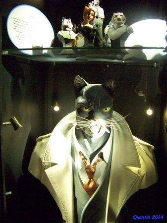 Moof Musée de la Bande dessinée et des Figurines : jolie