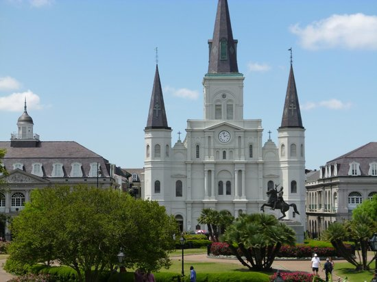 Country Inn & Suites By Carlson, New Orleans French Quarter: St. Louis Cathedral