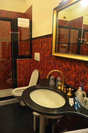 Ca' Pagan: Loved the bathroom!