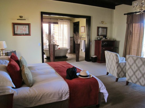 Sanbona Wildlife Reserve: Room