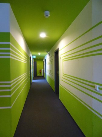 H+ Hotel HVD 4Youth: It`s green