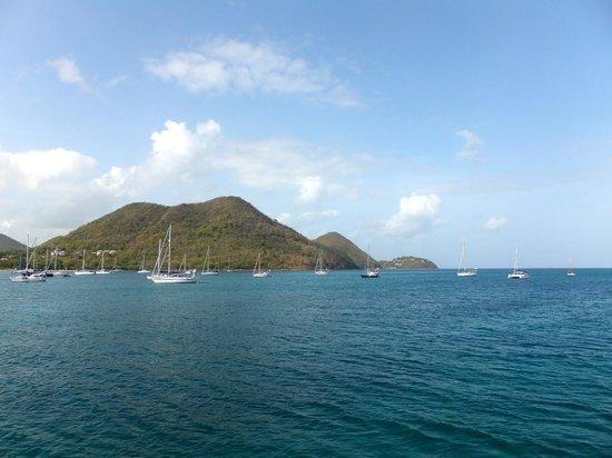 St. Lucian Wave Riders : Rodney Bay