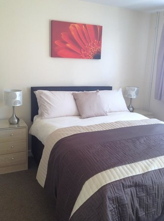 Newent Golf Club and Lodges: New Classic Room