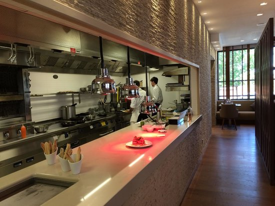 Renaissance Aix-en-Provence Hotel : Cool restaurant