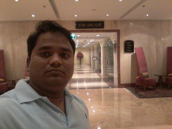 The Lalit Mumbai: SPA area