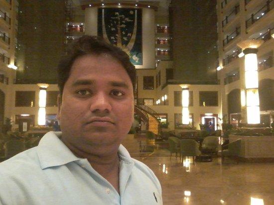 The Lalit Mumbai: LOBBY from 6th floor