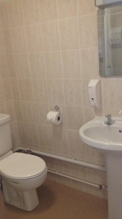 Newent Golf Club and Lodges : New Classic Room En-suite