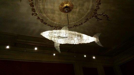 Escher / verlichting in het paleis - Foto van Escher in het paleis ...