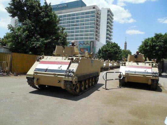 Memphis Tours: Tahrir Square