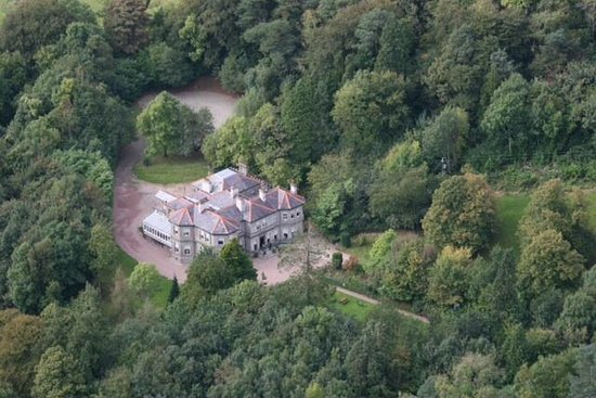 Ardtara Country House: Ardtara Aerial #2