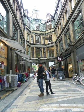 Wakeup Copenhagen Carsten Niebuhrs Gade : Centro de Copenhagen