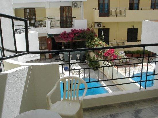 Artemis Hotel & Apartments: Pool