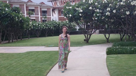 InterContinental Hua Hin Resort : hotel grounds