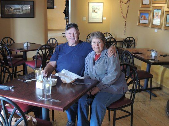 Bella's Mexican Grill : Our First Customers. Thanks For stopping in.