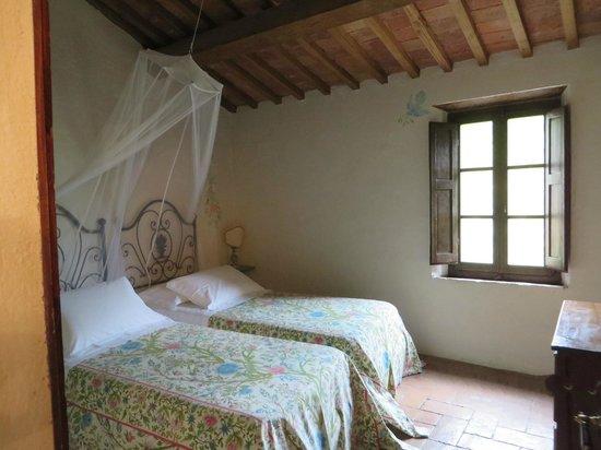 Lucignanello Bandini : Bedroom