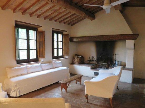 Lucignanello Bandini : Living Room
