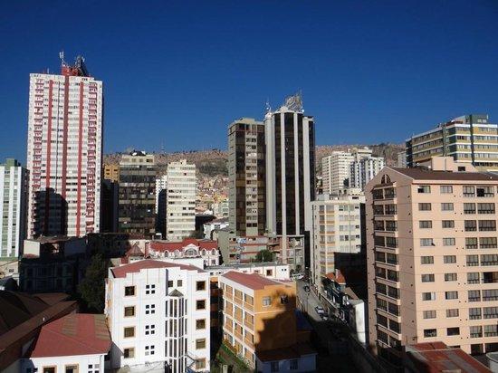 Camino Real Aparthotel & Spa: vista do 9 andar