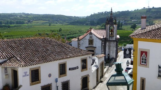 Casa do Fontanario : View from our window