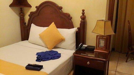 Hotel Villa Florencia: Habitacion simple