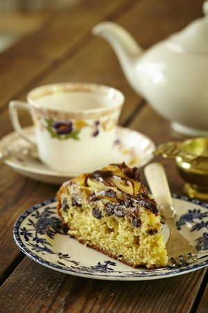 Staverton Bridge Cafe: Delicious tea & cake