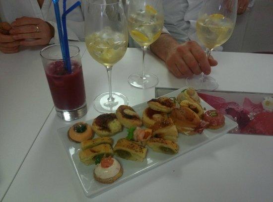 Molineris : aperitivi