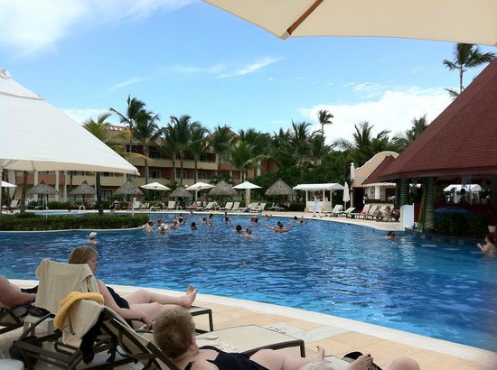 Luxury Bahia Principe Ambar: The Pool Ambar