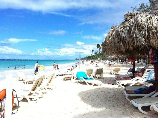 Luxury Bahia Principe Ambar: The Beach