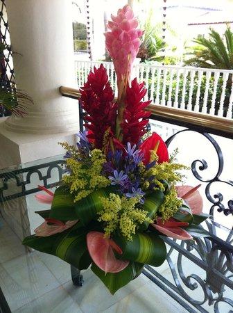 Luxury Bahia Principe Ambar Blue: The Ambar Lobby