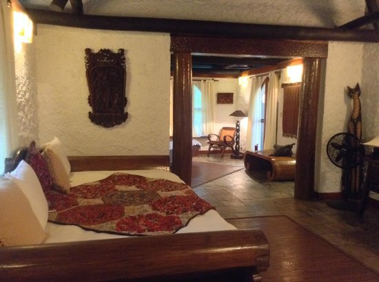 The Lodge at Chaa Creek: Our room/suite