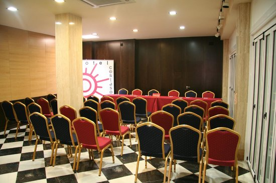 Hotel Costasol: Sala de reuniones