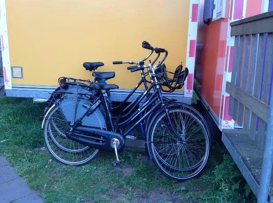 Camping Zeeburg: Rental Bikes