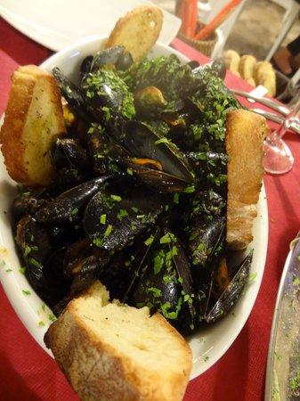 Opera: Mussels Soup