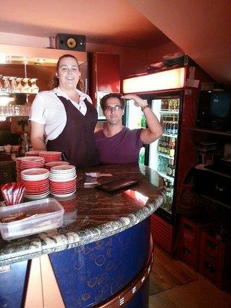 Solaris Beach Hotel Jakov: Juste pour prouver que je déconne pas sur la taille des filles dalmates