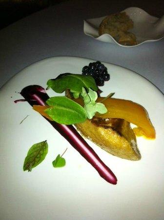 Michel Bras : Foie gras