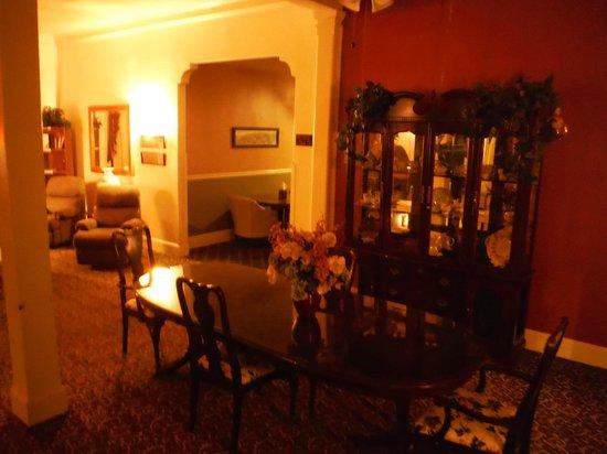 Copper Queen Hotel: 3rd floor