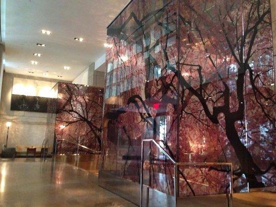 Park Hyatt Washington: lobby