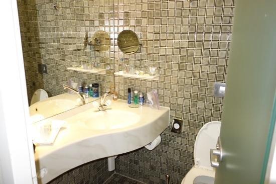 Central Plaza Hotel: bath