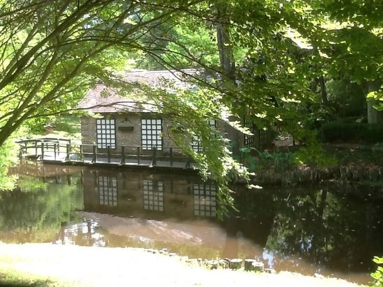Bellingrath Gardens and Home: mill house