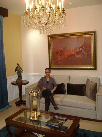 Hotel Le Manoir Bogota: Lobby