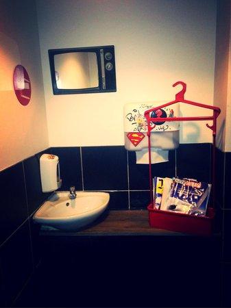 Le Boucan : Les toilettes!