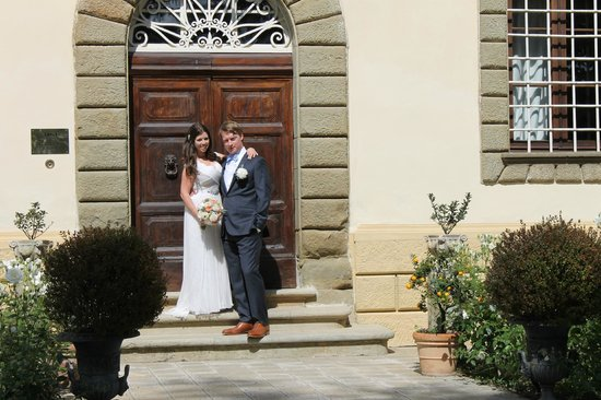 Relais Villa Belpoggio: A beautiful place for a Tuscany Wedding!