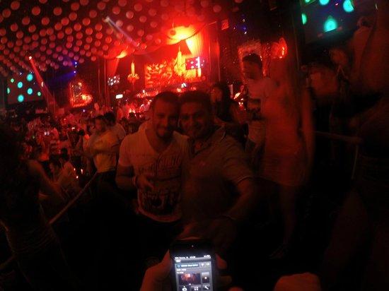 Mandala Cancun: Mandala Night Club, Spring Break 2014